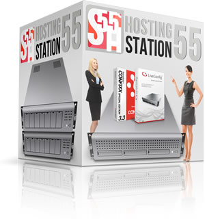 Webspace Hosting Pack